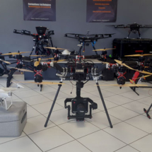 formation drone accueil