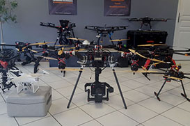 drone logistique formation drone immersion fpv